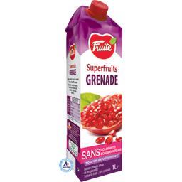 Superfruits Grenade Fruite 1l,Fruité Superfruits,la brique de 1L