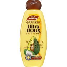 Shampooing à l'huile d'avocat et beurre de karité