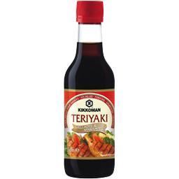 Sauce Teriyaki marinade & sauce