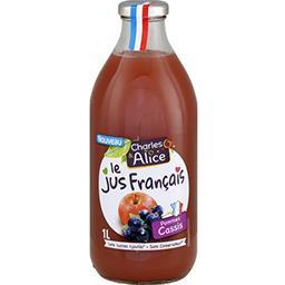 Le Jus Français de pommes cassis