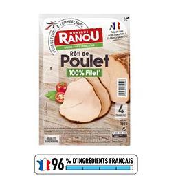 Rôti de poulet 100% filet