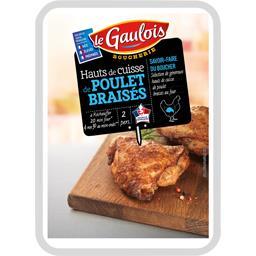 Boucherie - Hauts de cuisse de poulet braisés