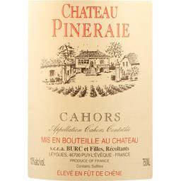 AOC cahors, vin rouge