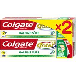 Dentifrice Total haleine sûre