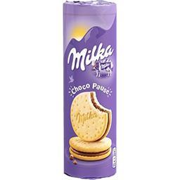 Biscuits Choco Pause au chocolat au lait