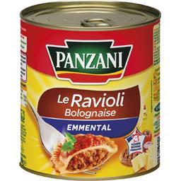 Le Ravioli bolognaise emmental