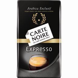 Café moulu Espresso classique N°7