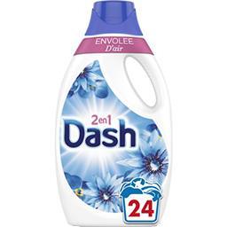 Dash Dash Liquide envolée d'air 24 lavages le bidon d'1,265l