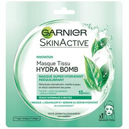 SkinActive - Masque Hydra Bomb super hydratant rééquilibrant