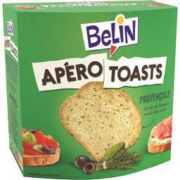 Apéro Toasts - Toasts Provençale