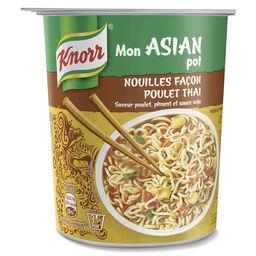 Mon Asian Pot - Nouilles façon poulet thaï