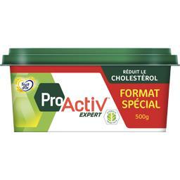 Fruit d'Or Pro-Activ - Margarine réduit le cholestérol tartine la barquette de 500 g