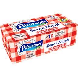 Beurre moulé demi-sel