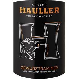 Alsace Gewurztraminer vin Blanc sec 2016