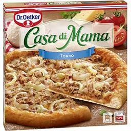 Mama Dr. Oetker Casa di mama - pizza thon la pizza de 435g