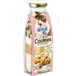 Alsa Cookies 3 chocolats