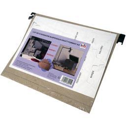 Dossiers suspendus A4 pour tiroir