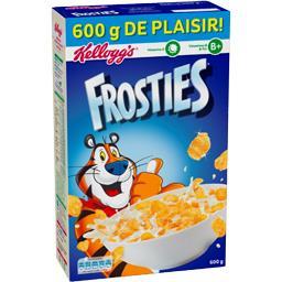 Frosties - Pétales de maïs glacés au sucre, maxi for...