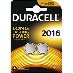 Piles 3V lithium 2016