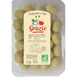 Gnocchi farcis noix gorgonzola BIO