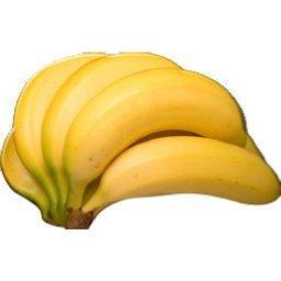 Les 300 & Bio Notre sélection Bananes BIO en vrac - à partir de 150 gr (soit 1 banane)