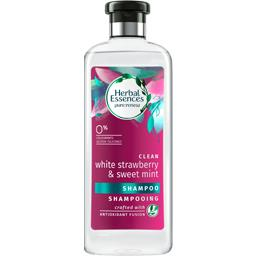 Pure:renew - Shampooing White Strawberry & Sweet Mint