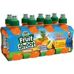 Boisson tropical jus de fruits et à l'eau de source