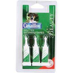 Gouttes insectifuges Pro Repulse pour chien