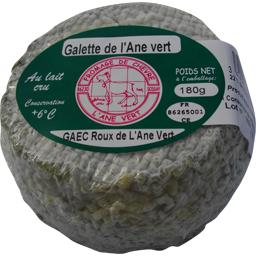 Fromage galette l'ane vert