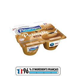 Paturette - Crème dessert café