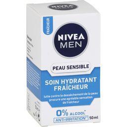 Nivea Soin hydratant Fraîcheur peau sensible