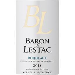 Zéro % - Bordeaux - vin blanc - Baron de Lestac