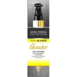 Sheer Blonde - Traitement éclaircissant Go Blonder à rincer