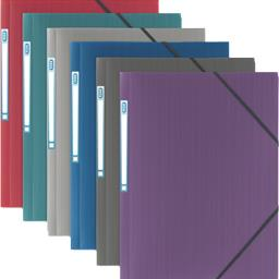 Chemise élastique Crossline A4 coloris assortis