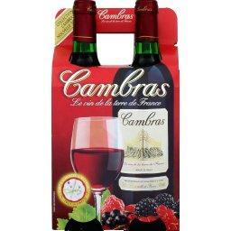 Vin d'Espagne Cabernet Sauvignon Merlot, vin rouge