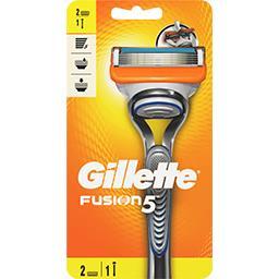 Gillette Fusion5 - rasoir pour homme + 1 lame