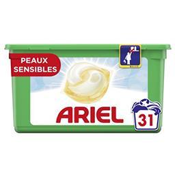 Ariel Ariel All in 1 Pods - Doses de lessive liquide peaux sensibles la boite de 31 doses - 783 g