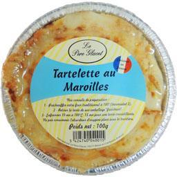 Tartelette au Maroilles