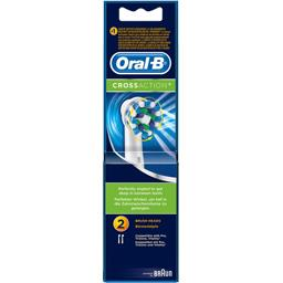 Oral B Oral B Recharge brossettes Cross Action le lot de 2