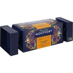 Montfort Foie gras de canard entier cuit au torchon rhum colo... le foie gras de 280 g