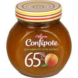 Materne Materne Confipote - Confiture d'abricot le pot de 350 g