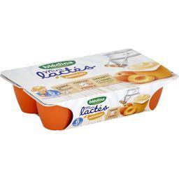 Lactés - Mini laitage abricot de 6 à 36 mois