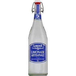 Lorina Lorina Limonade artisanale, arôme citron la bouteille de 1 l