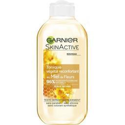 Garnier Garnier Skin Active - Tonique végétal réconfortant au miel de fleurs le flacon de 200 ml