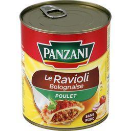 Le Ravioli bolognaise poulet