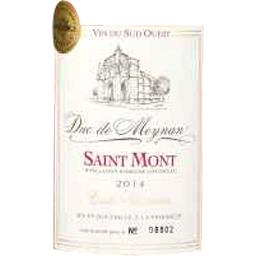 Saint mont, vin rosé