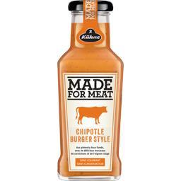 Kühne Kühne Made For Meat - Sauce Chipotle Burger Style le flacon de 235 ml