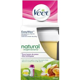 Easy Wax - Recharge roll on électrique Natural Inspirations