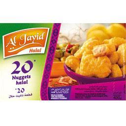 Nuggets halal