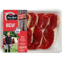 Viande bovine 4 faux filets***